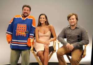 "Movies On Demand ""Tusk"" Interviews, Comic-Con 2014"