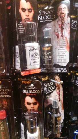 For all your Gel Blood needs.